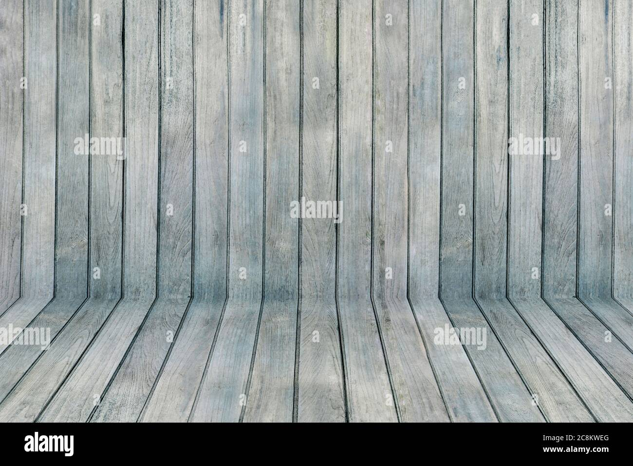 https www alamy com old gray wood wall panel pattern old grey wooden floor texture for background empty of dark room image366772072 html