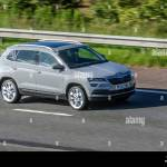 Skoda Karoq High Resolution Stock Photography And Images Alamy