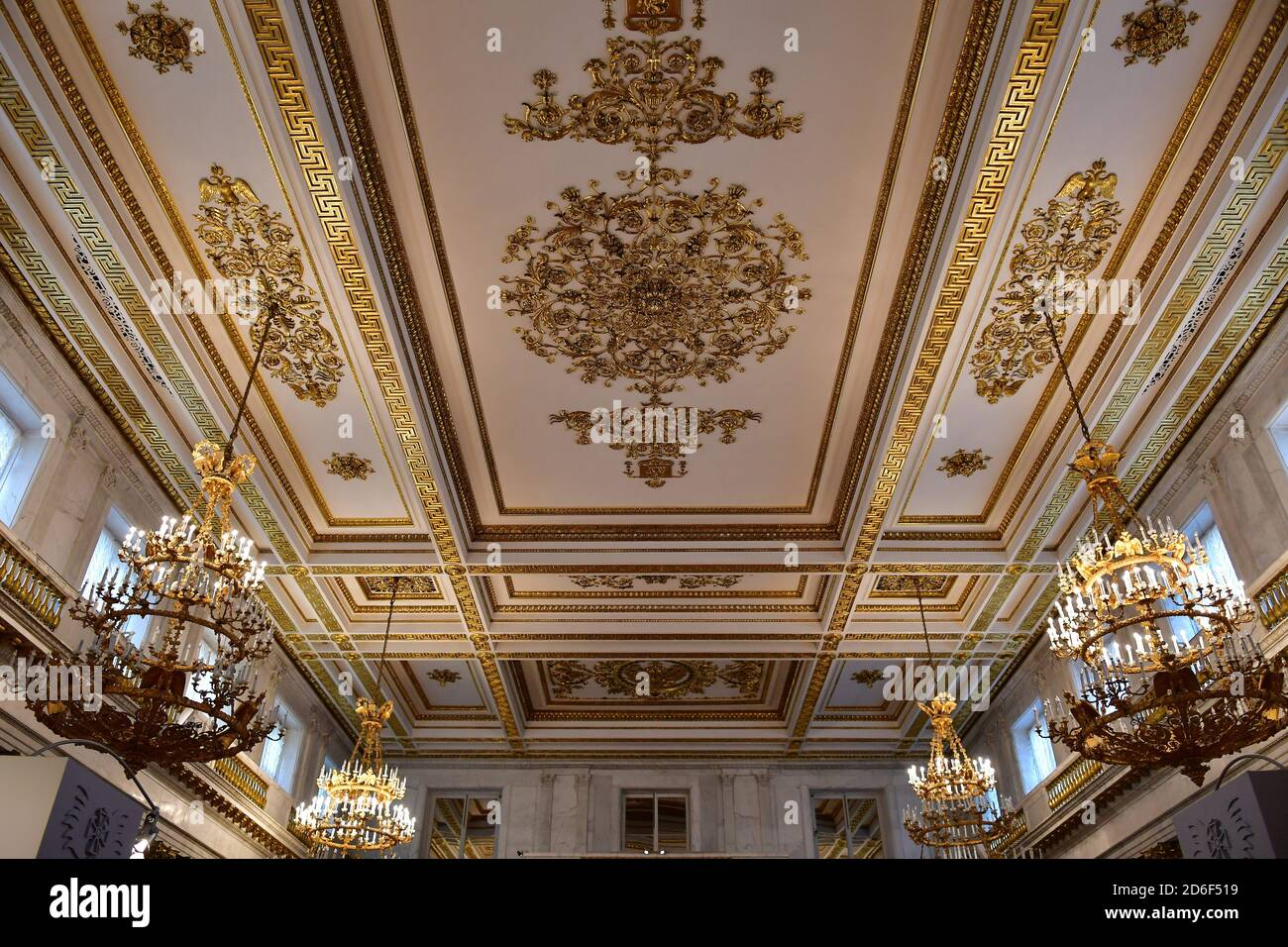 https www alamy com stgeorge hall winter palace state hermitage stpetersburg russia image382649269 html