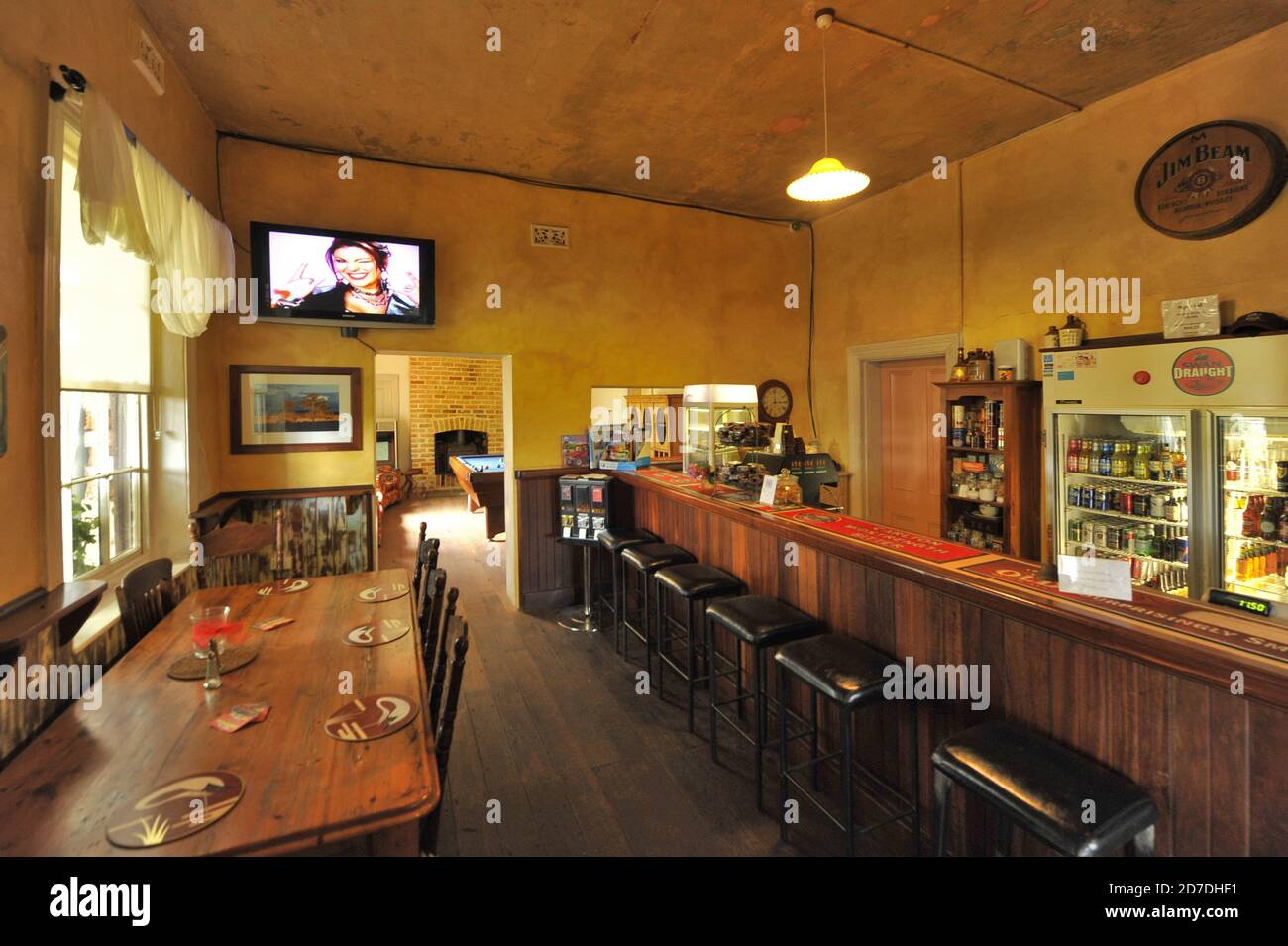 https www alamy com a typical early 1900s western australian wheatbelt country pub bar here at spencers brook image383229813 html