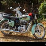 Royal Enfield Classic 350 High Resolution Stock Photography And Images Alamy