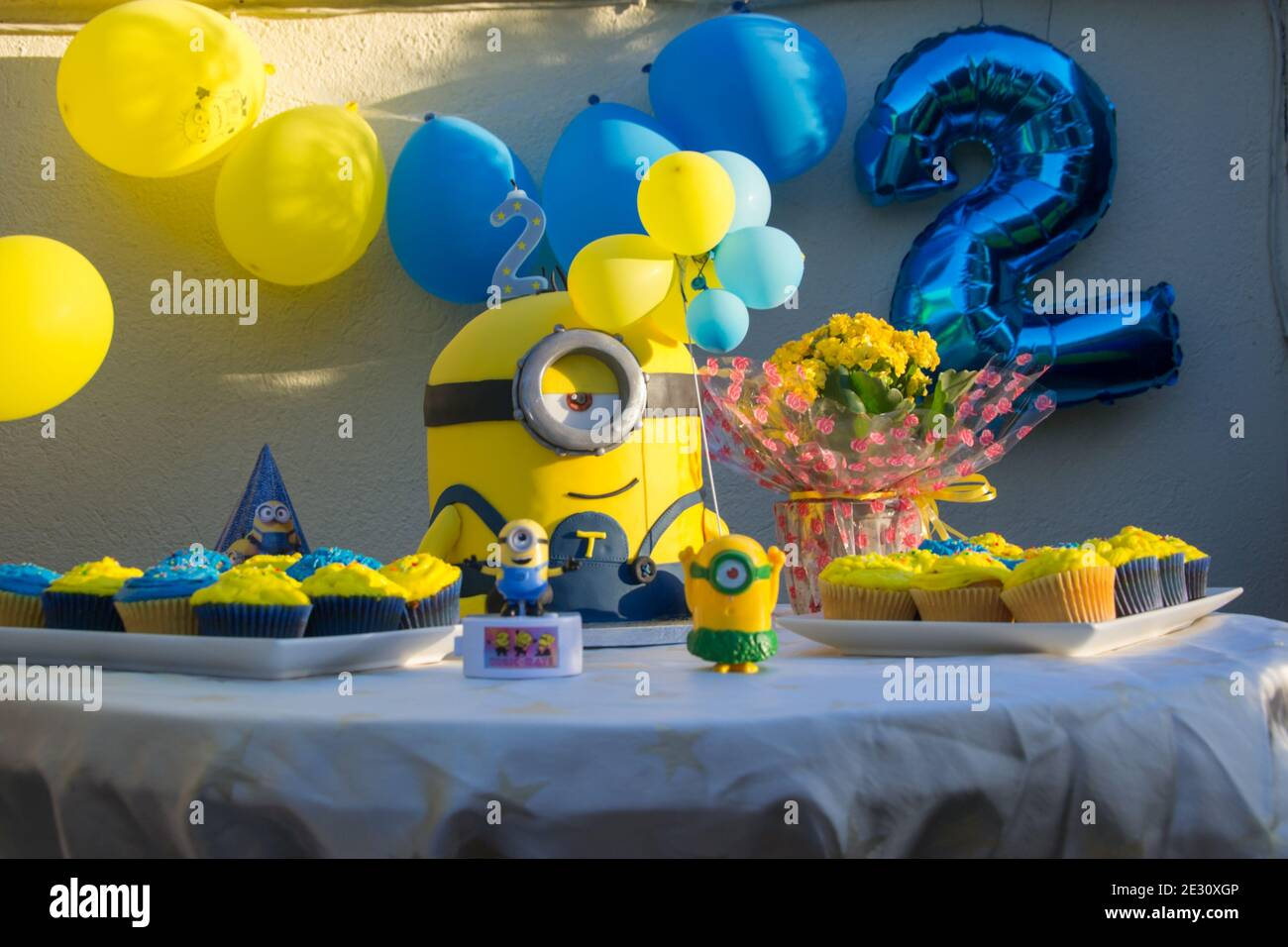 Yellow Minions High Resolution Stock Photography And Images Alamy
