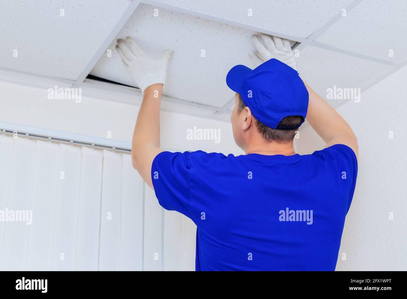https www alamy com stock photo plasterboard ceiling html