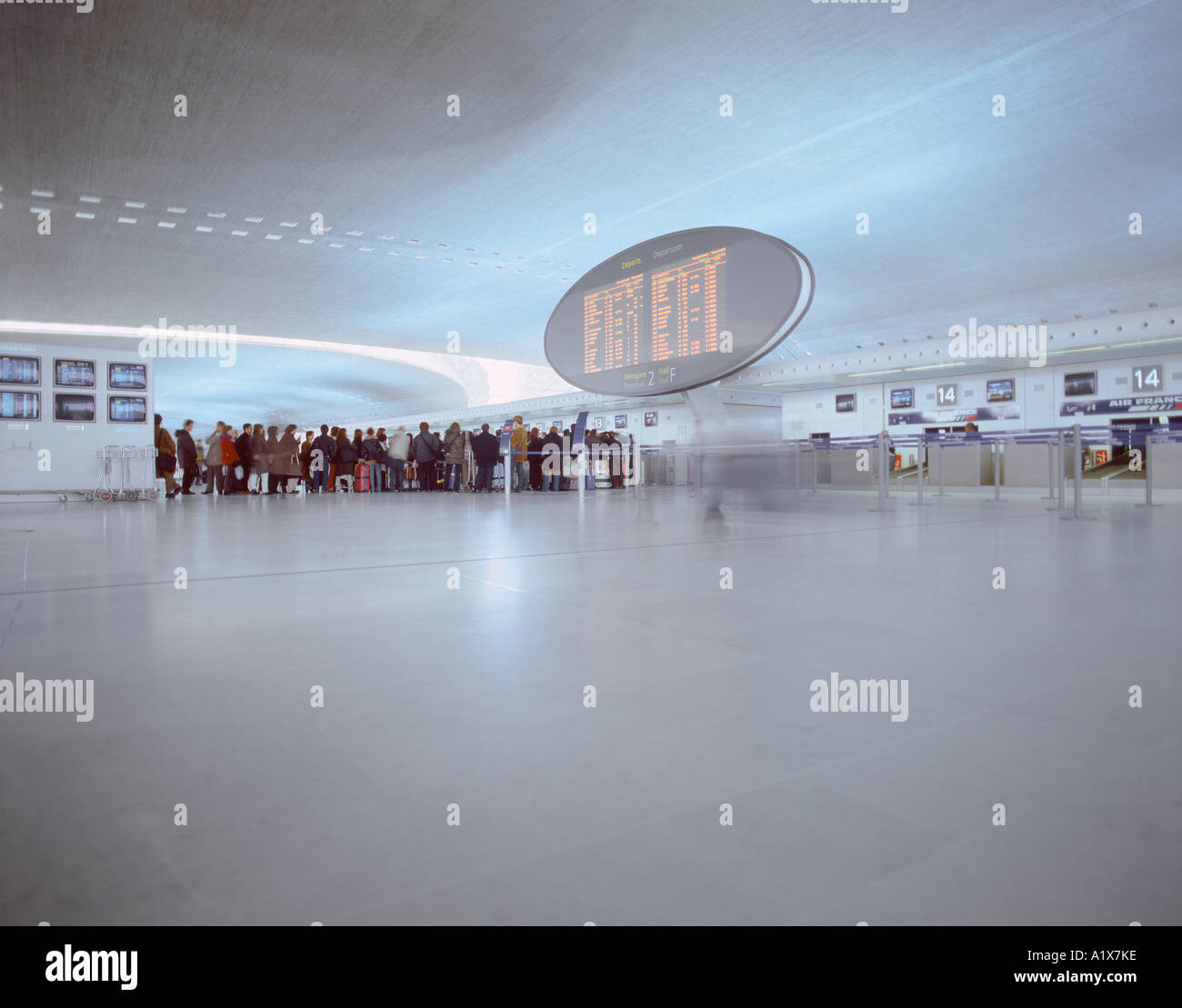 Terminal 2e Stock Photos Amp Terminal 2e Stock Images Alamy