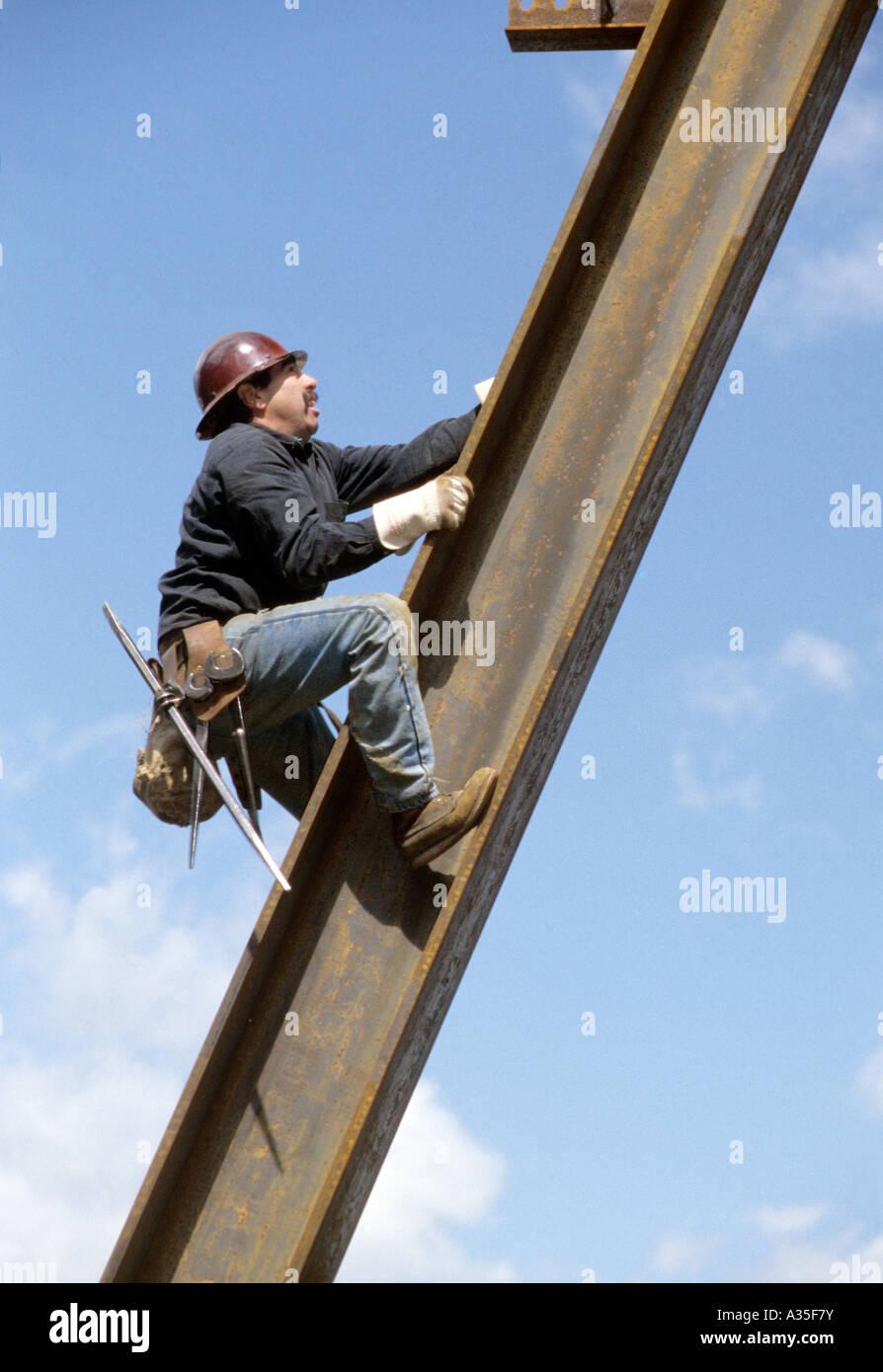 Mohawk Indian Iron Worker Connector John Diago Climbs