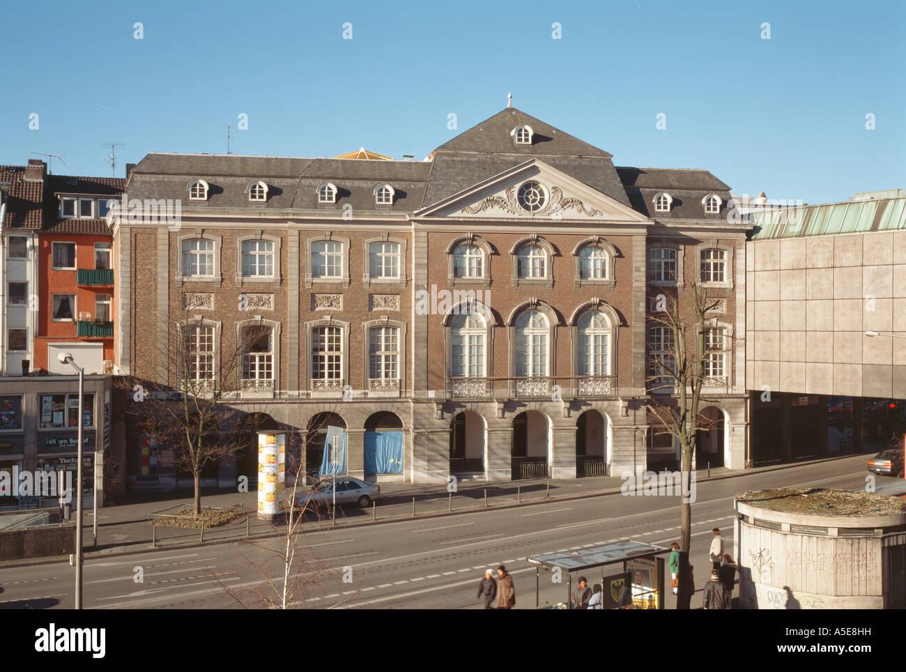 The Old Kurhaus Photos Description Altes Kurhaus Aachen