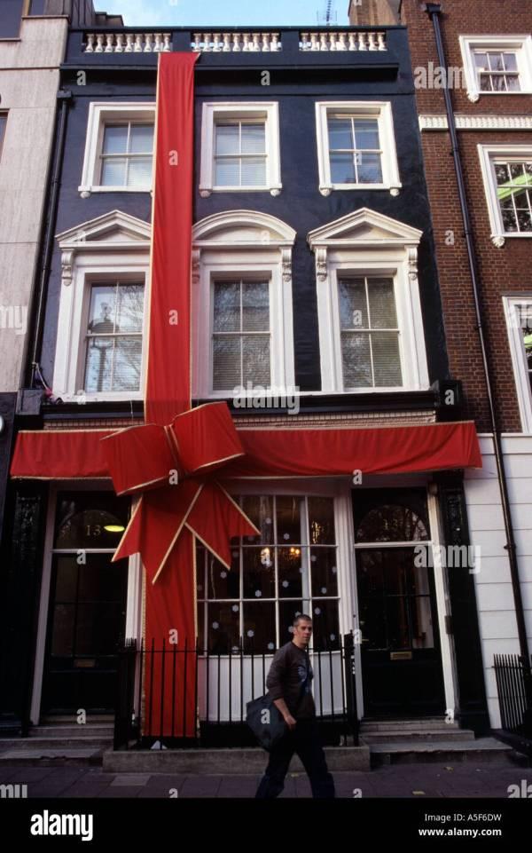red ribbon london # 2