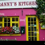 Granny S Kitchen A Small Colorful Restaurant And Coffee House Stock Photo Alamy