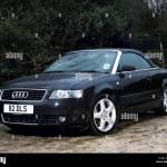 Audi A4 Convertible High Resolution Stock Photography And Images Alamy