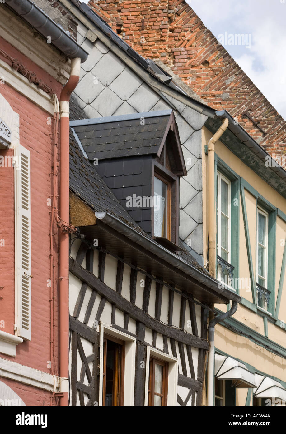 16th Century French Home - dormer-window-on-16th-century-half-timbered-french-town-house-AC3W4K_Best 16th Century French Home - dormer-window-on-16th-century-half-timbered-french-town-house-AC3W4K  Image_957970.jpg