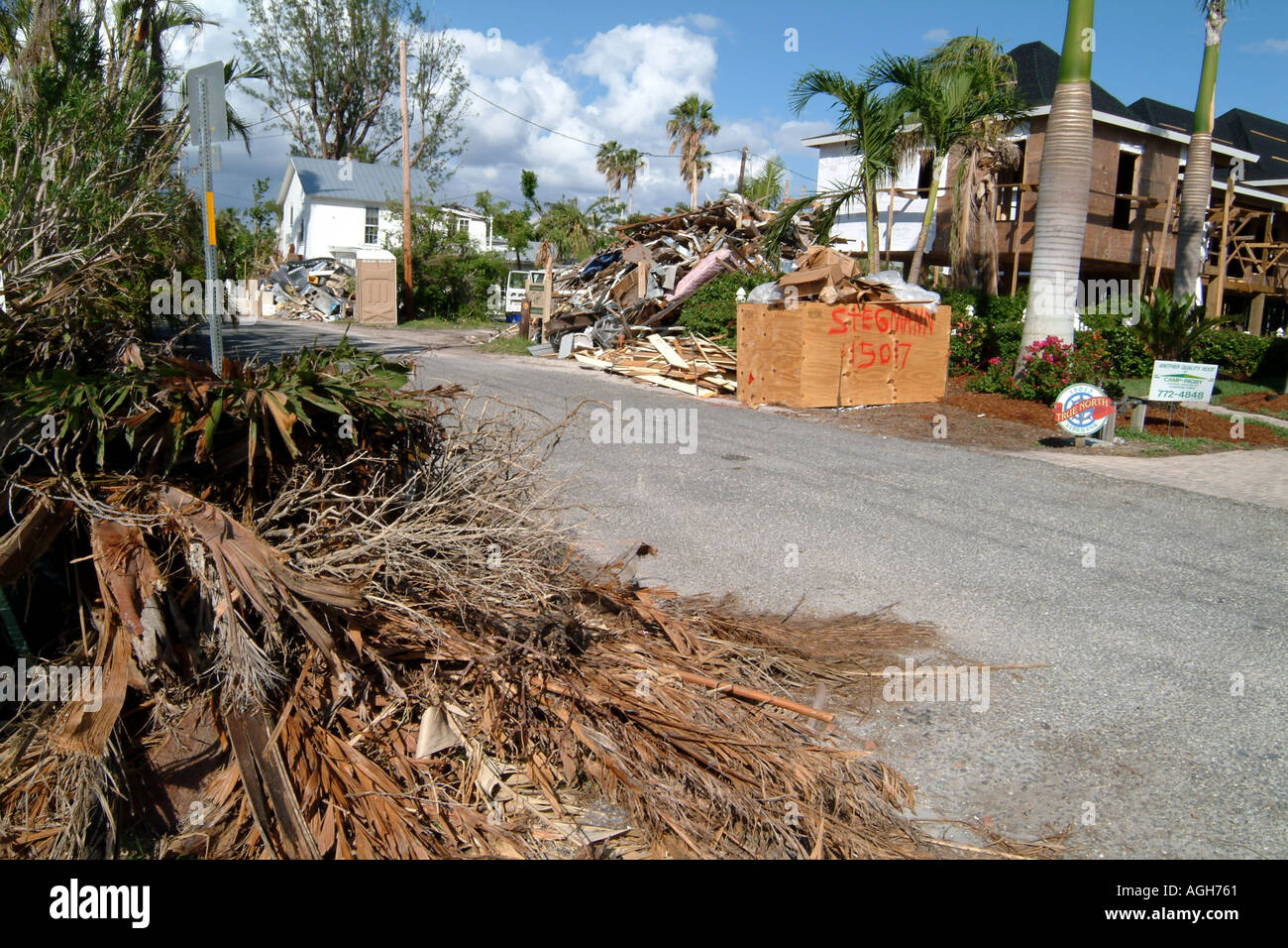 Hurricane Punta Gorda Fl