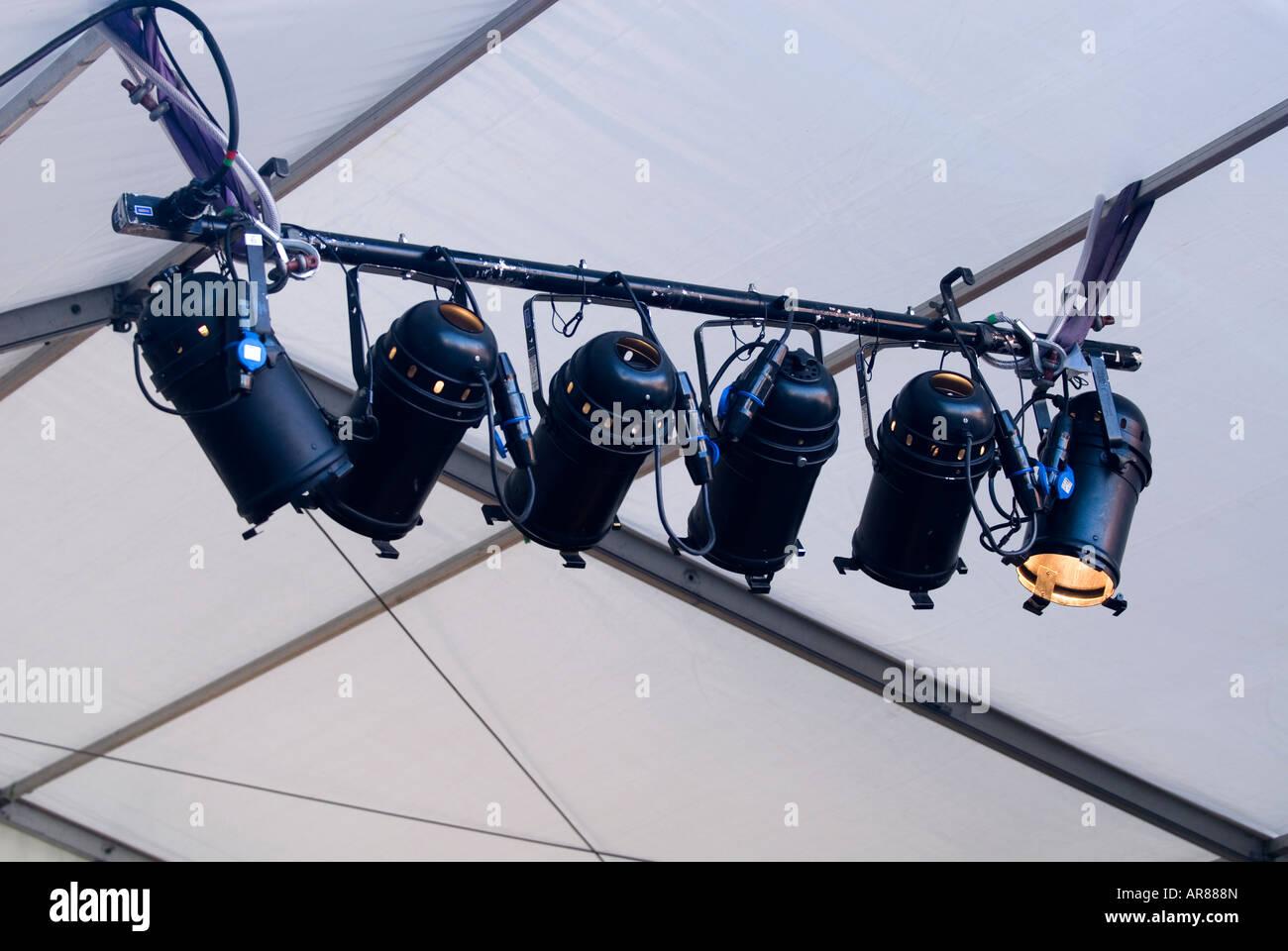 https www alamy com stock photo stage lighting setup 15971300 html