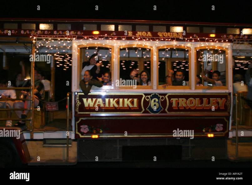 honolulu trolley christmas lights christmassite co
