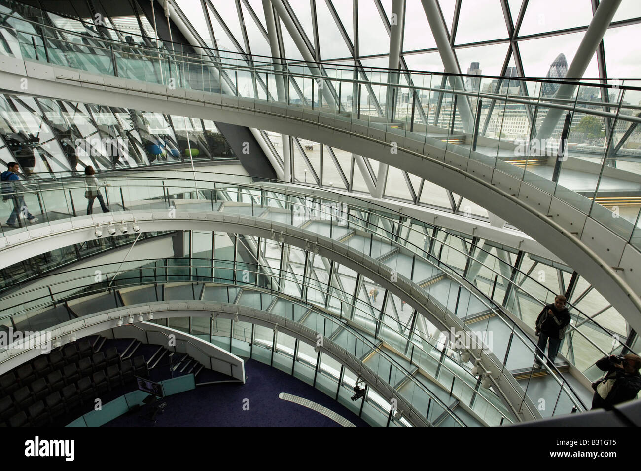 Interior Of City Hall The Mayors Office The Gla Greater