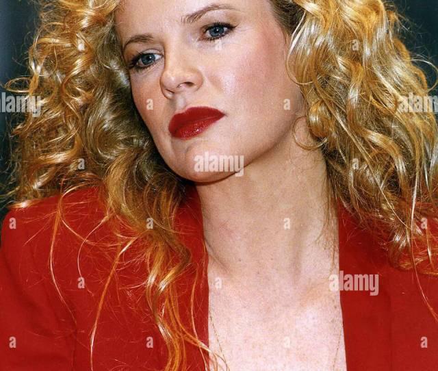 Kim Basinger Actress Stock Image