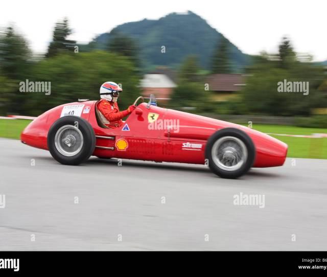 Ferrari  F Built In  Previously Driven By Alberto Ascari