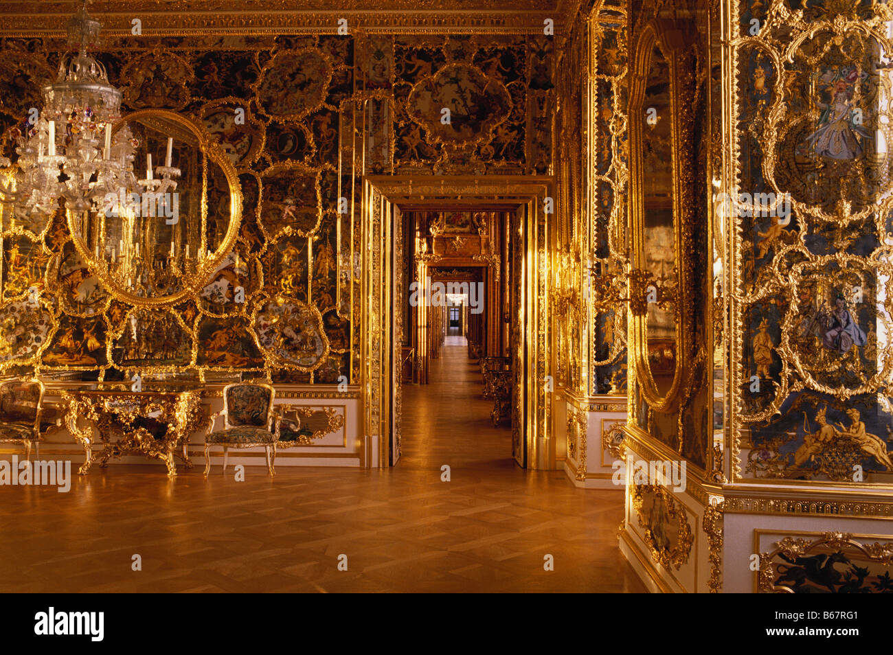 Image result for Wurzburg room of mirrors