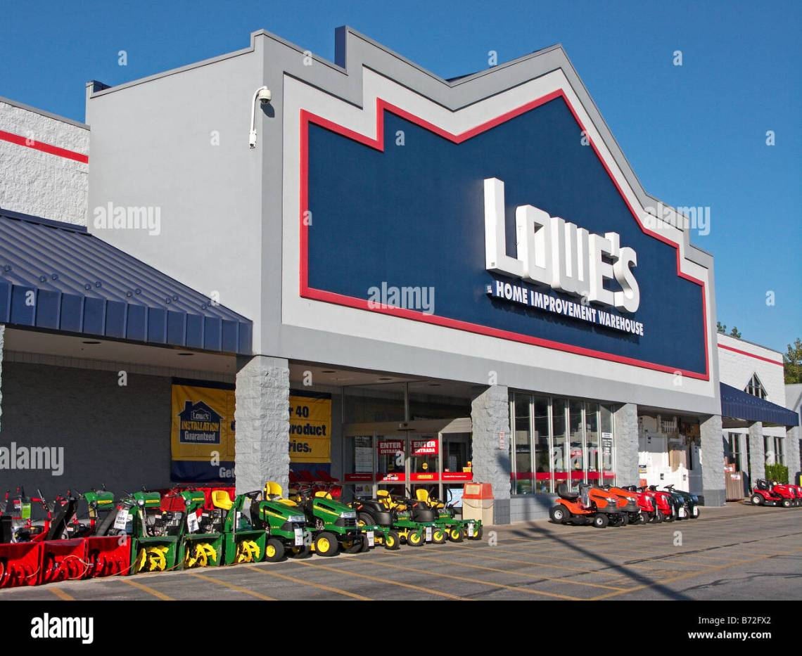 Page 2 Lowes Home Improvement High Resolution Stock Photography And Images Alamy