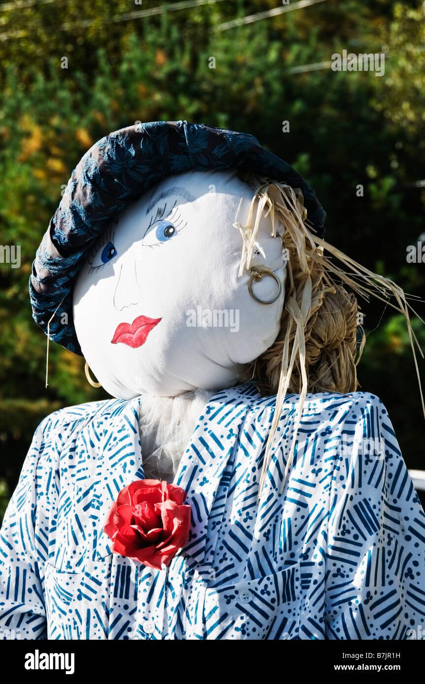 Female Scarecrow Stock Photos Amp Female Scarecrow Stock