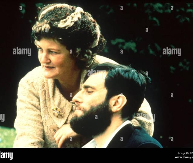 My Left Foot The Story Of Christy Brown Year 1989 Ireland Uk Brenda Fricker Daniel Day Lewis Director Jim Sheridan