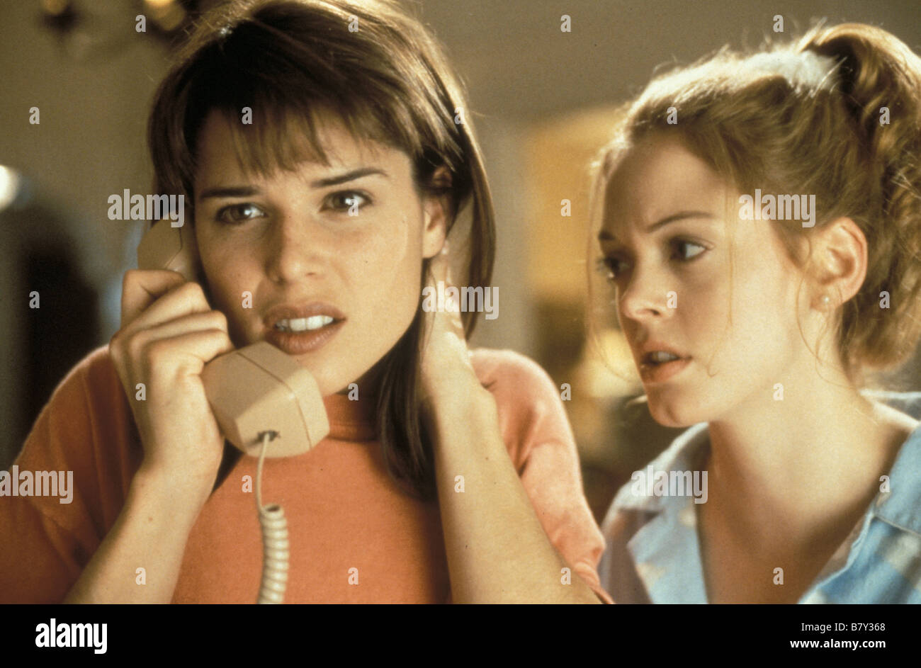 Scream Year: 1996 USA Neve Campbell , Rose McGowan