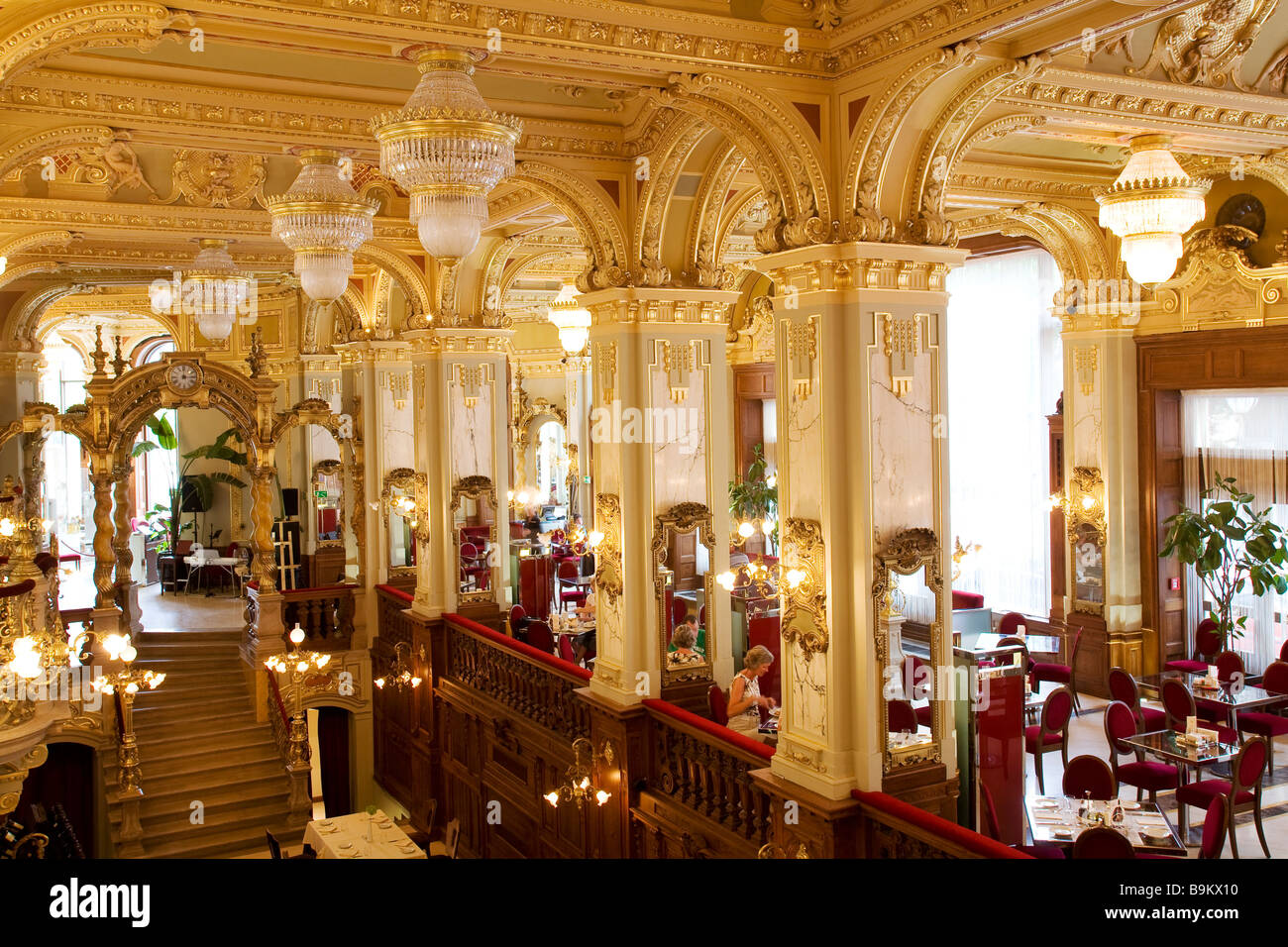 New York Palace Cafe Budapest