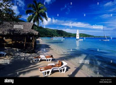 Tahaa Beach Stock Photos & Tahaa Beach Stock Images - Alamy