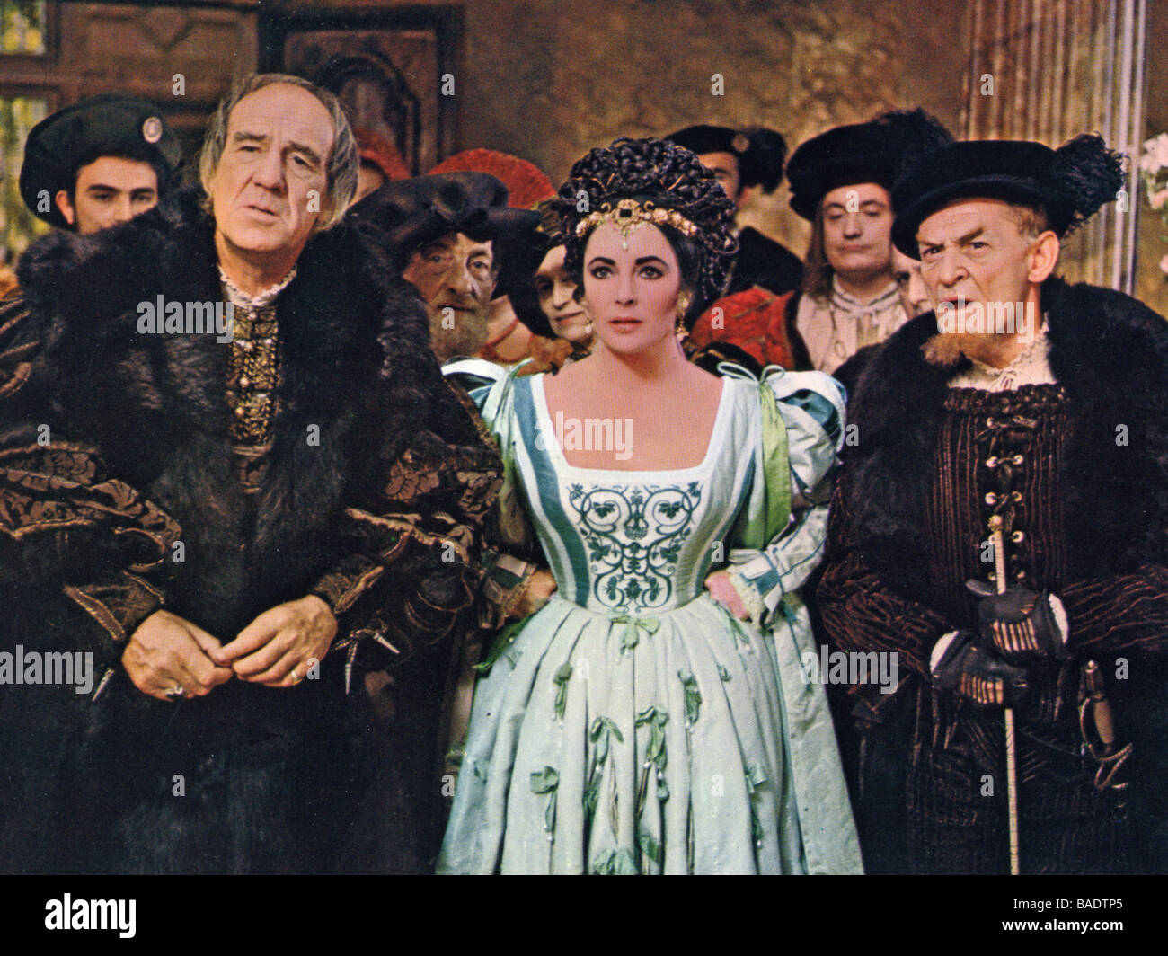 The Taming Of The Shrew Columbia Film With Elizabeth