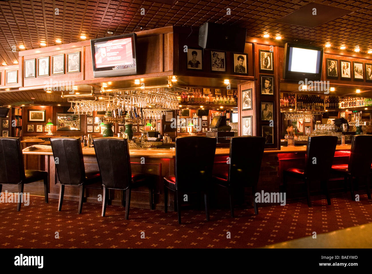 Sports Bar Interior   Flagstaff  Arizona Stock Photo  23686137   Alamy Sports Bar Interior   Flagstaff  Arizona
