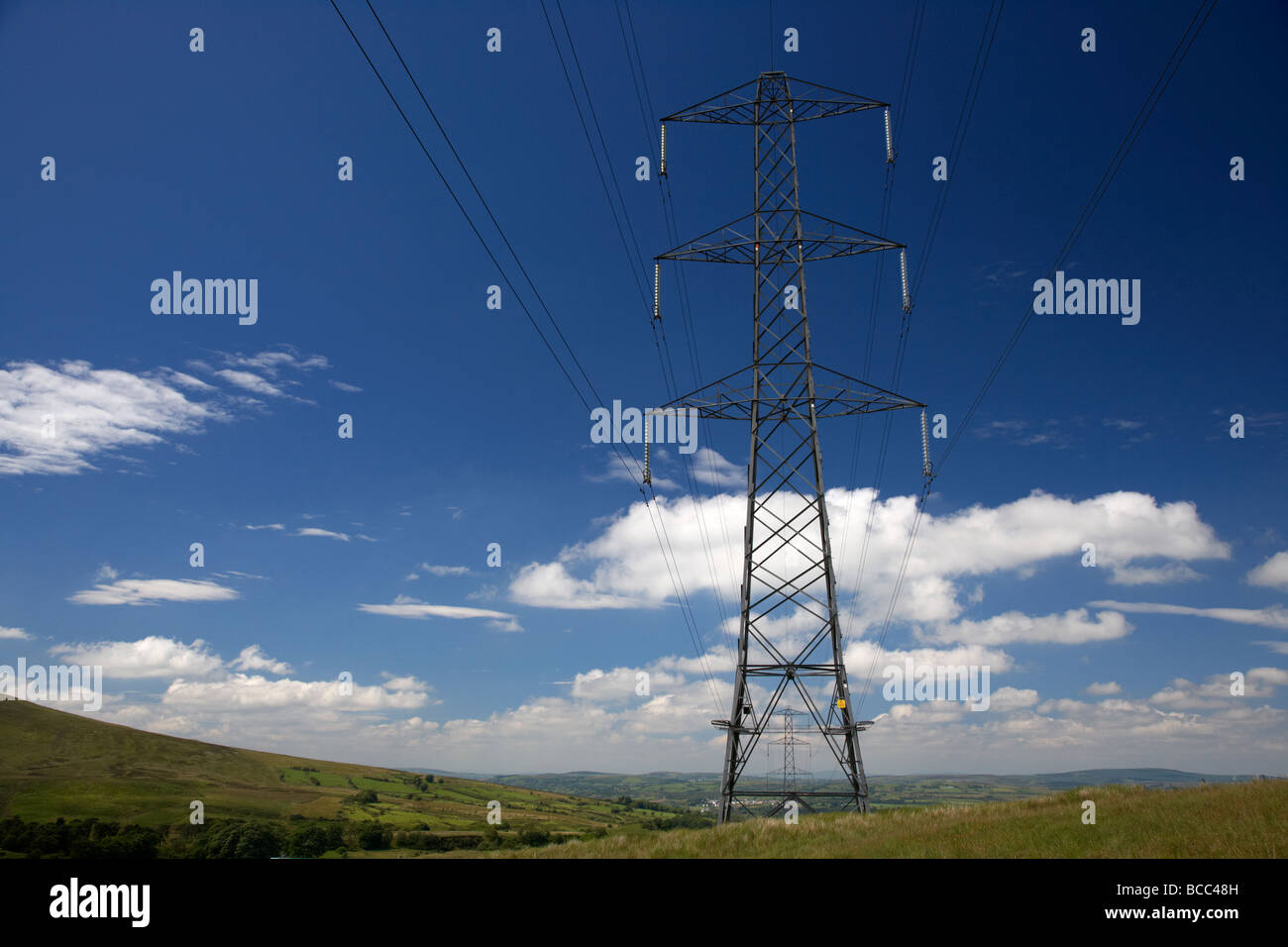 Electricity Networks High Resolution Stock Photography And Images