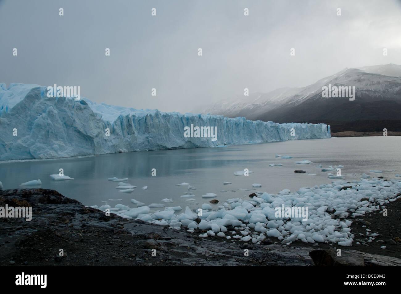 perito moreno glacier los glaciares national park el calafate santa cruz province argentina