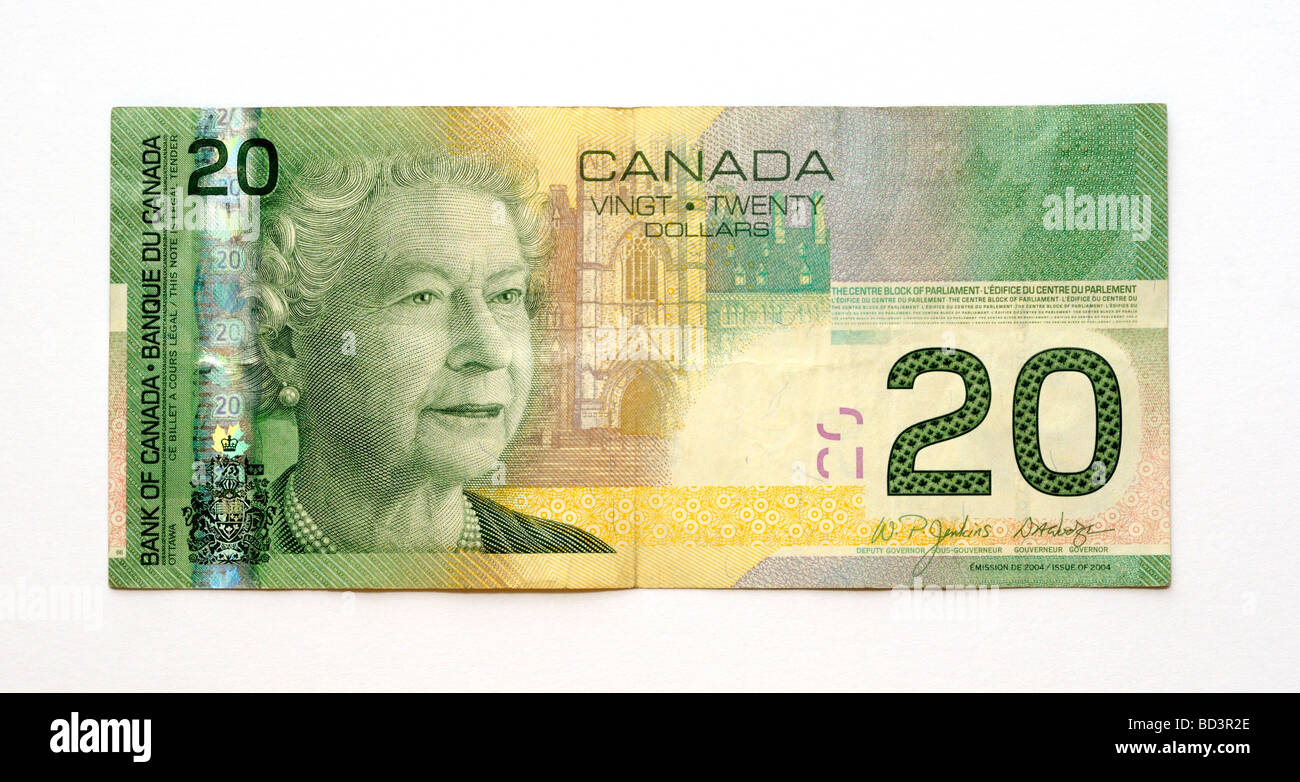 20 Dollar Bill High Resolution Stock Photography And