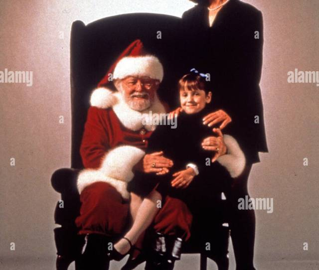 The Miracle On 34th Street 1994 Tcf Film With Richard Attenborough And Elizabeth Perkins