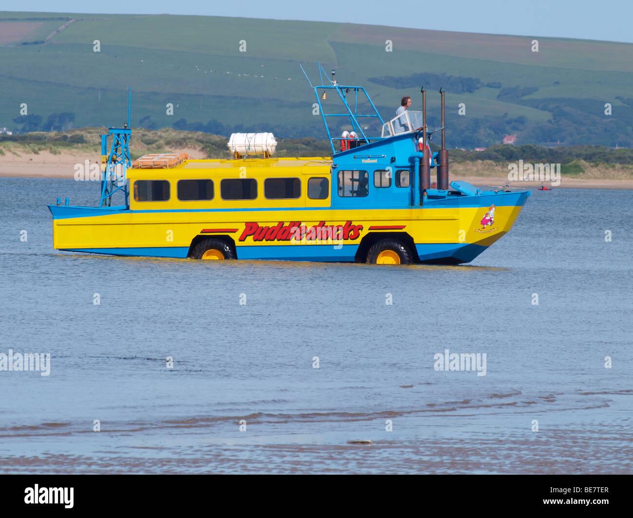 Devon Duck Tours Instow