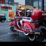 Vespa Px High Resolution Stock Photography And Images Alamy