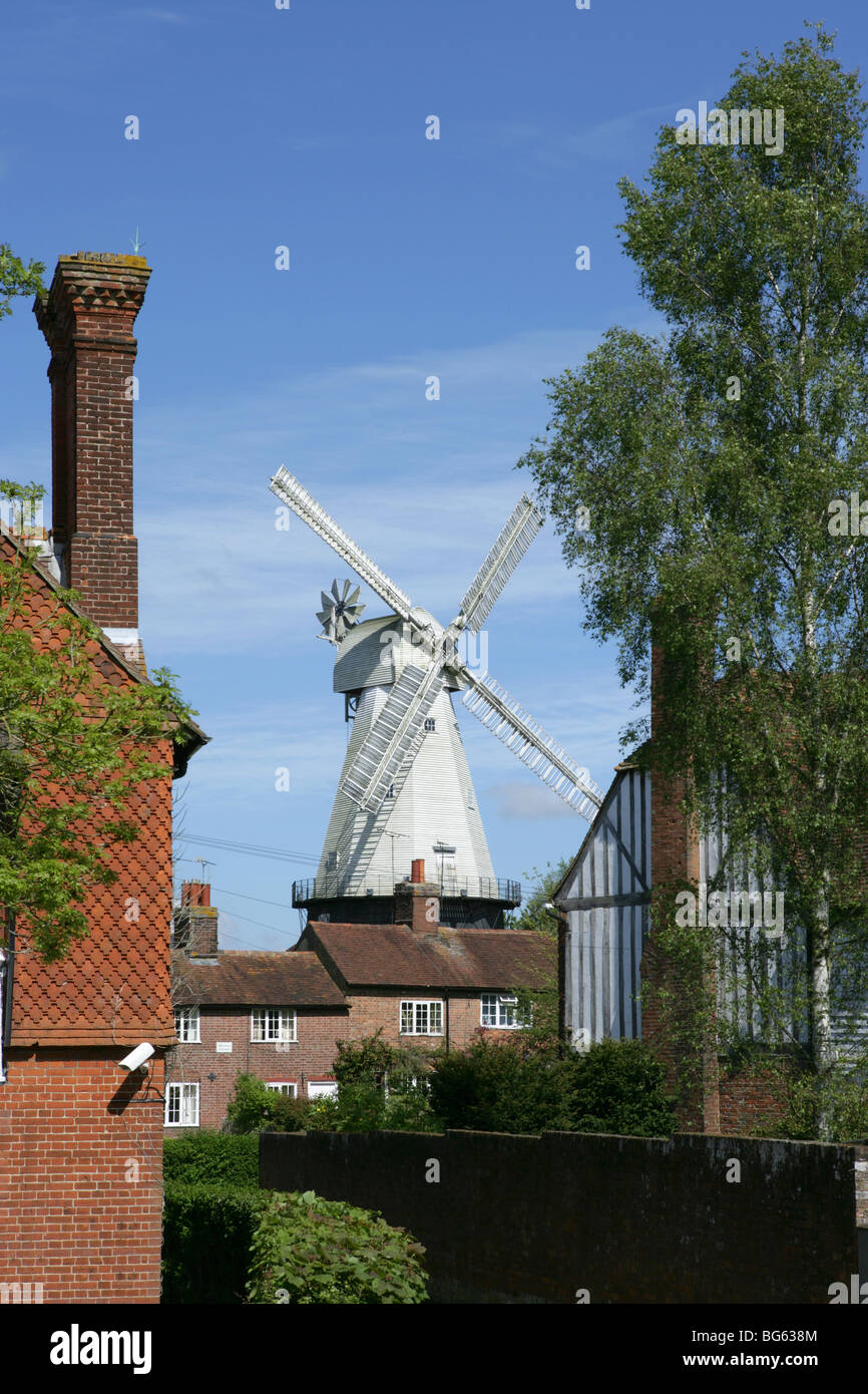 How Build Garden Windmill