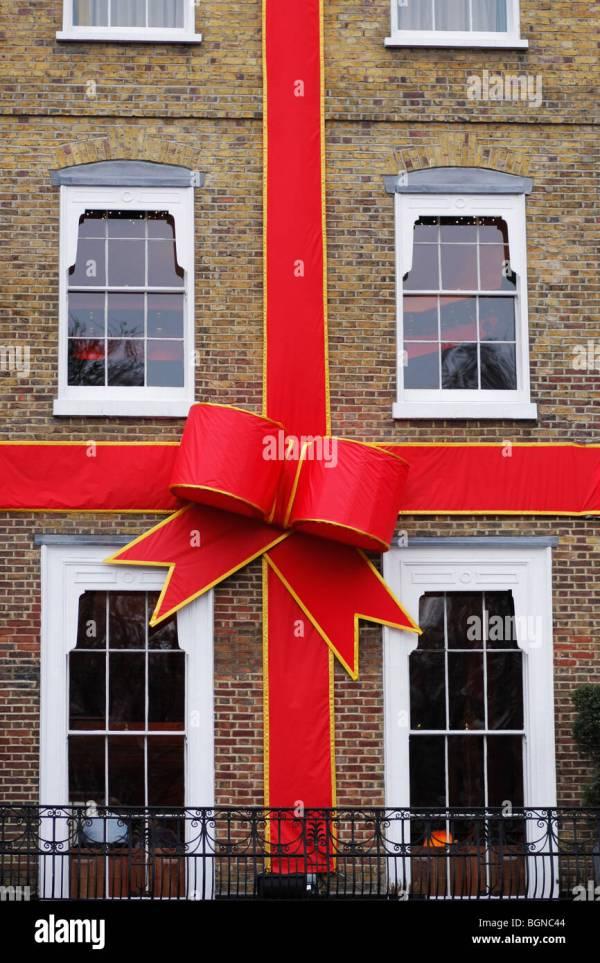 red ribbon london # 1