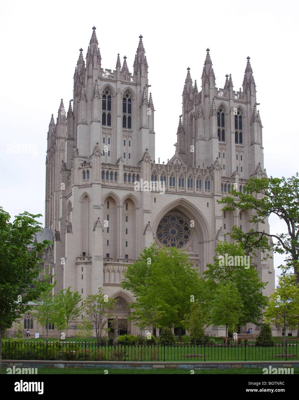 National Cathedral Washington Dc Stock Photos Amp National