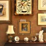 Tal Lira Antique Maltese Clock Stock Photo Royalty Free Image 28133921 Alamy