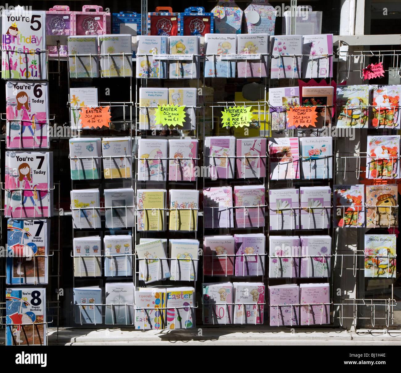 https www alamy com stock photo gift card rack display 28309582 html