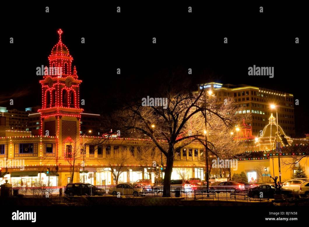 country club plaza kansas city missouri christmas lights   Viewdulah.co