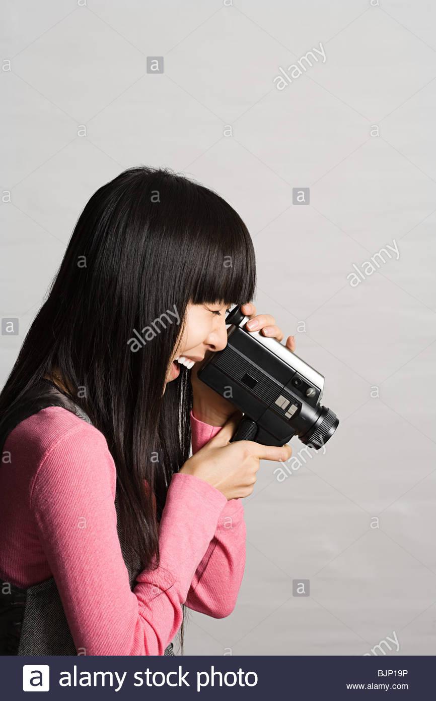 Tangled Man Film Camera
