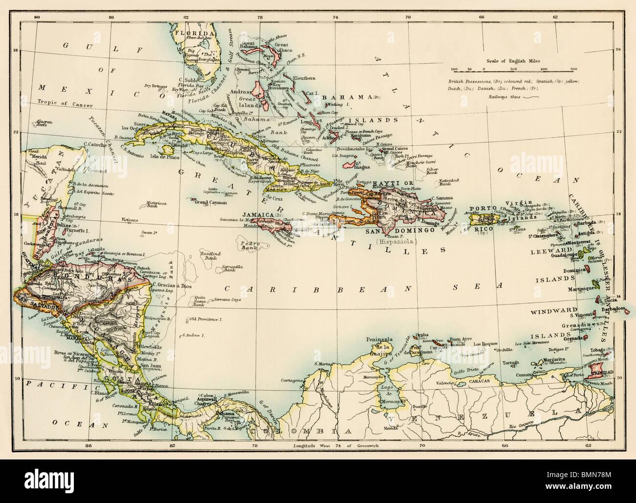 Puerto Rico Island Map Printable