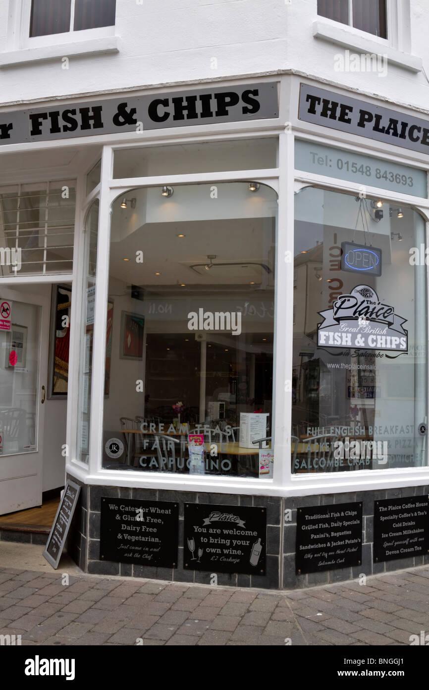 Fish Restaurant Endell Street