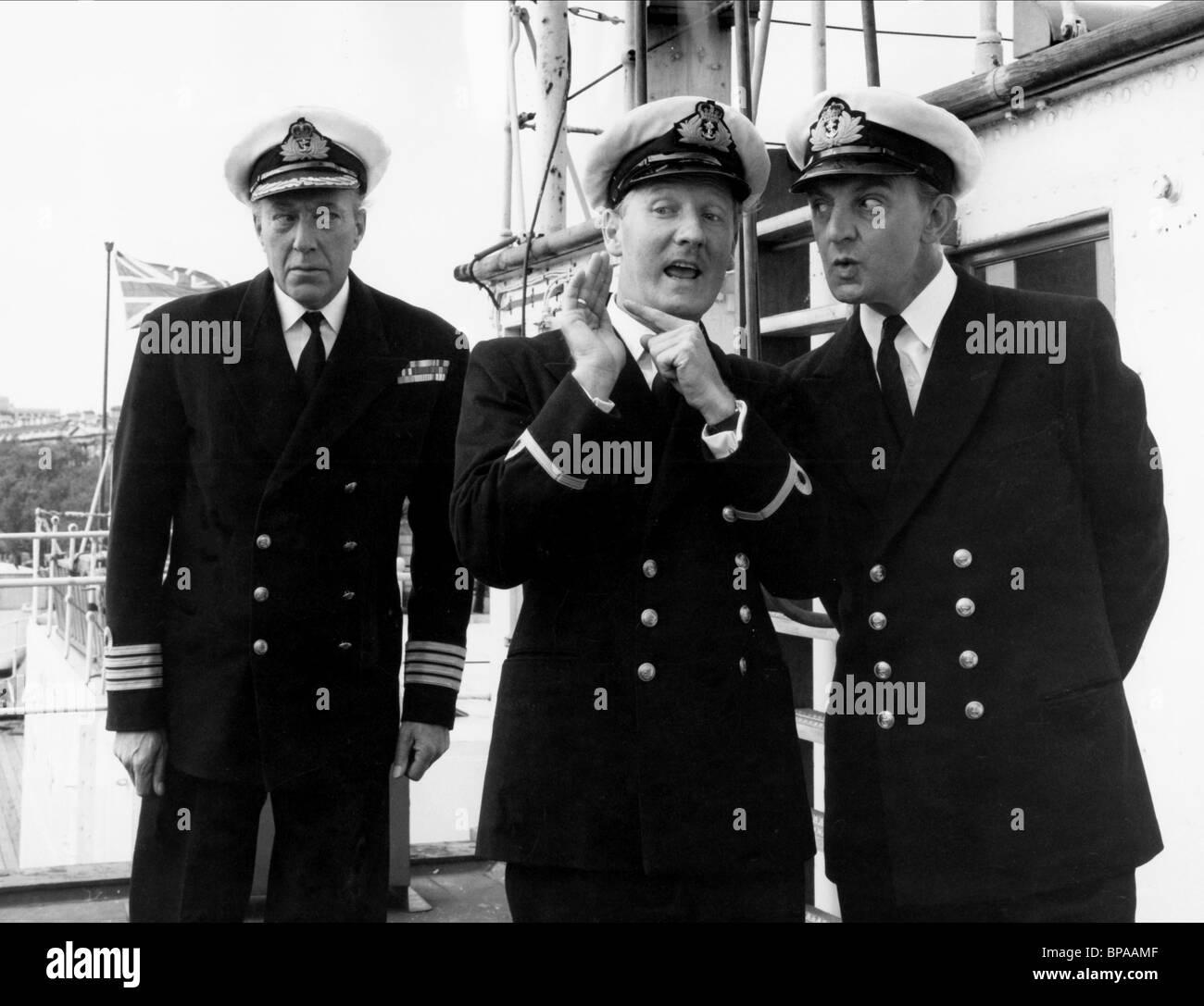 Richard Caldicot Leslie Phillips Amp Stephen Murray The Navy