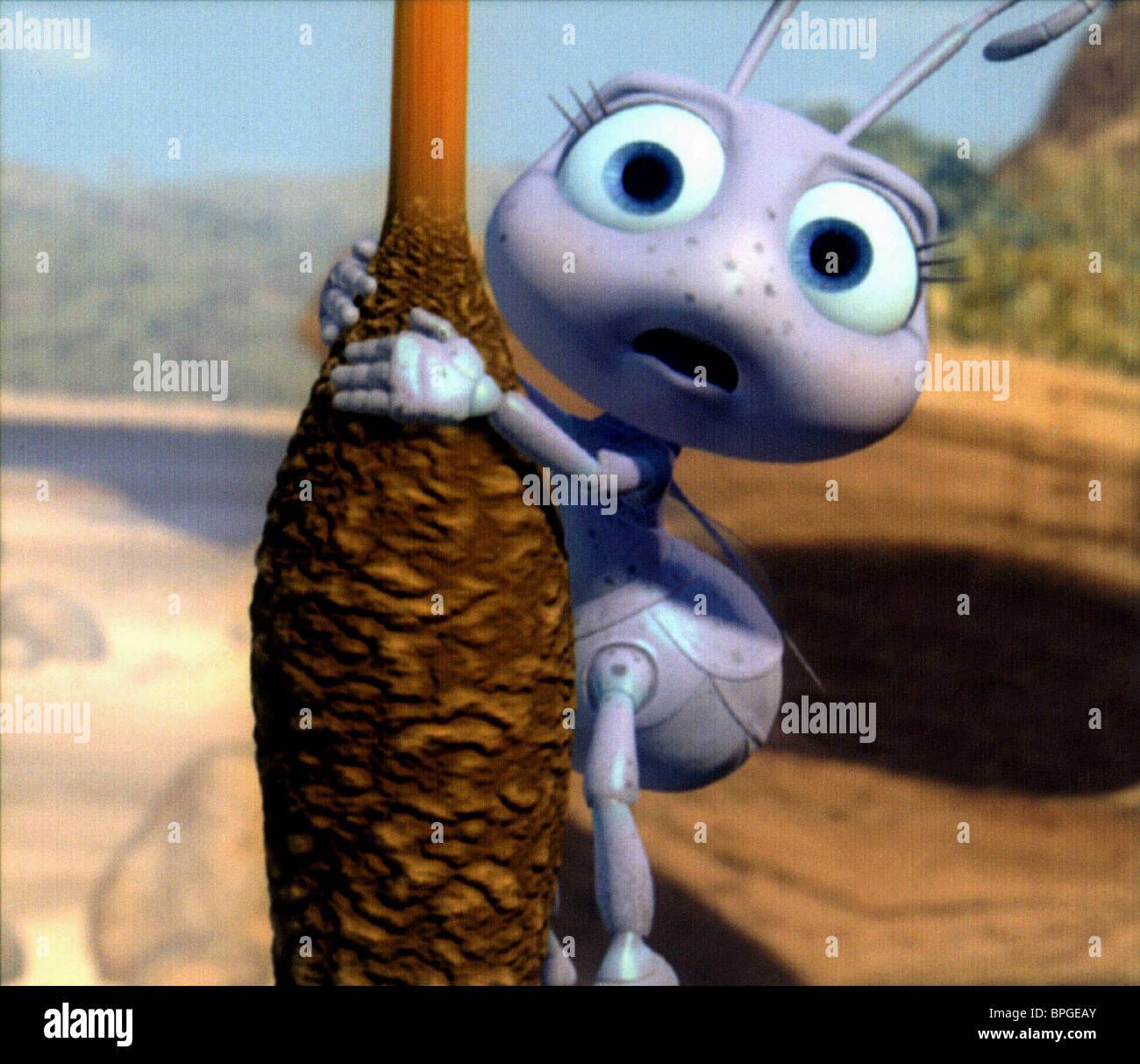 Princess Dot A Bug S Life Stock Photo