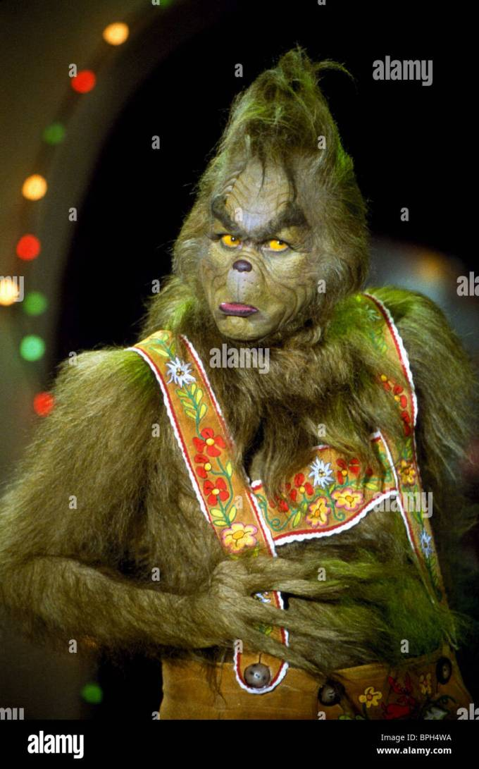 how the grinch stole christmas carrey stock photos - How The Grinch Stole Christmas Jim Carrey