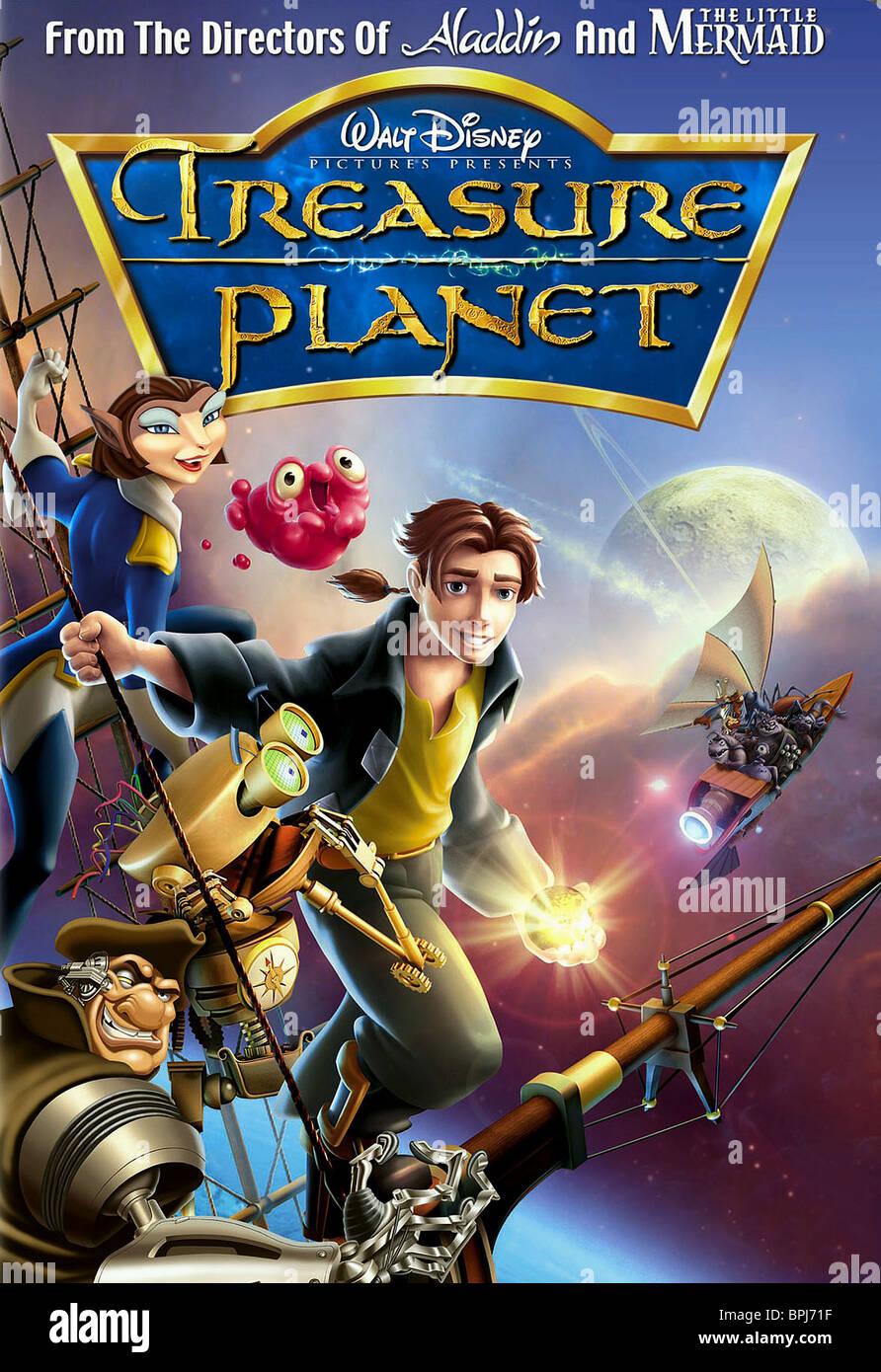 Morph Dr Doppler Amelia Ben Jim Hawkins Treasure Planet 2002 Stock Photo Alamy