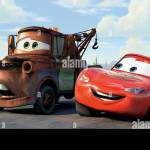 Tow Mater Cars Movie High Resolution Stock Photography And Images Alamy