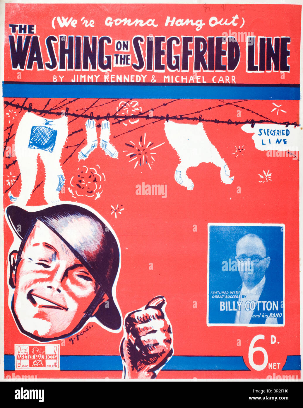 We Re Gonna Hang Out The Washing On The Siegfried Line